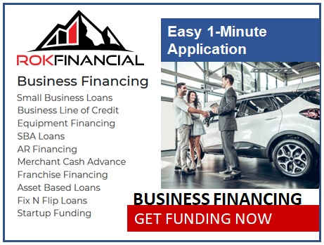 RokFinancial Business Financing
