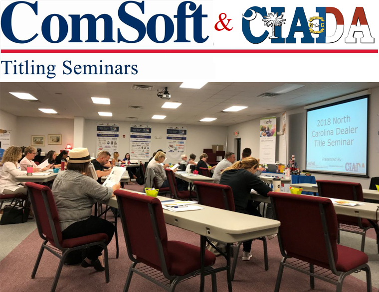 ComSoft Titling Seminars