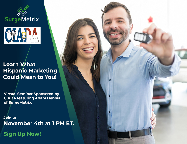 FREE WEBINAR ON MARKETING TO THE HISPANIC COMMUNITY