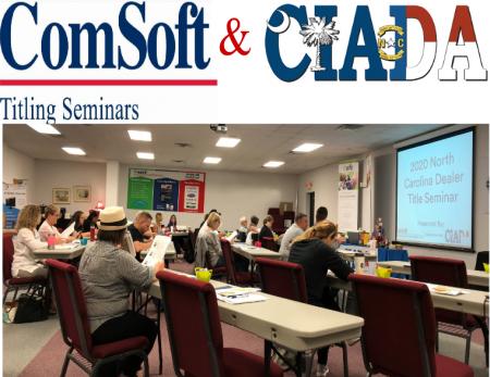 ComSoft Titling Seminars