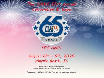 CANCELLED: CIADA Annual Convention