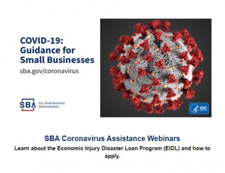 SBA Coronavirus Assistance