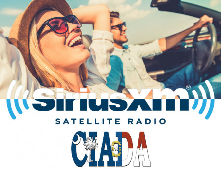SiriusXM is partnered with the CIADA