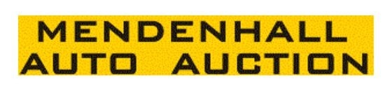 Mendenhall Auto Auction