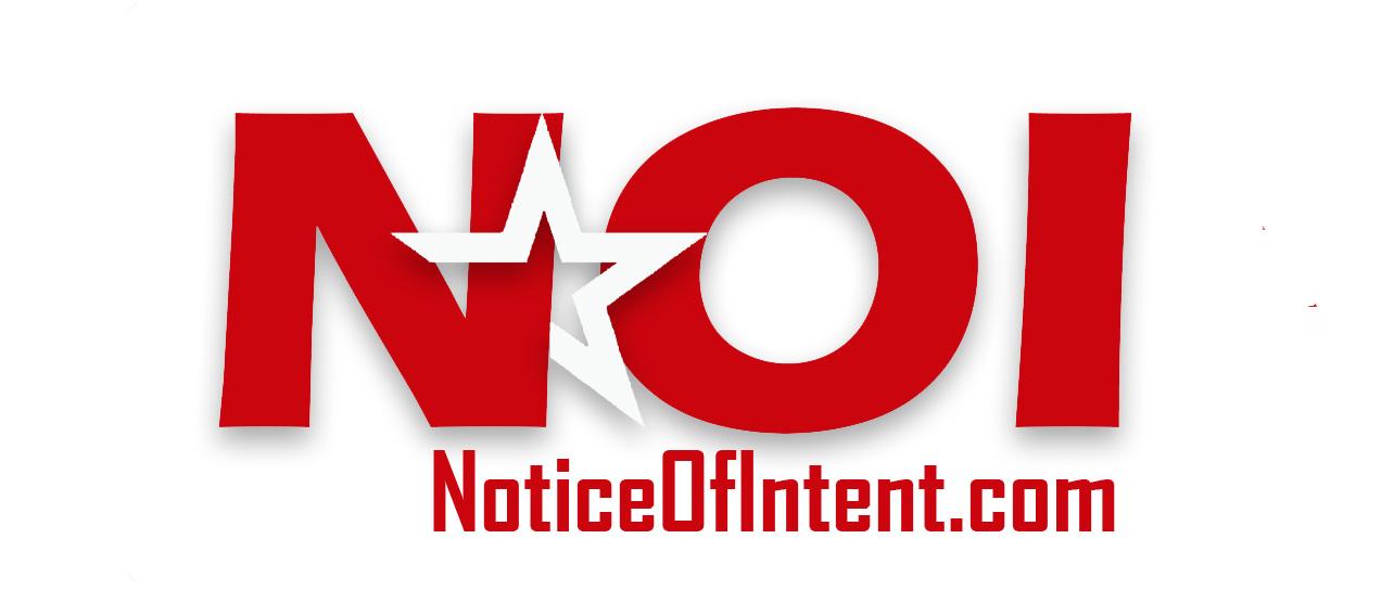 Notice of Internet